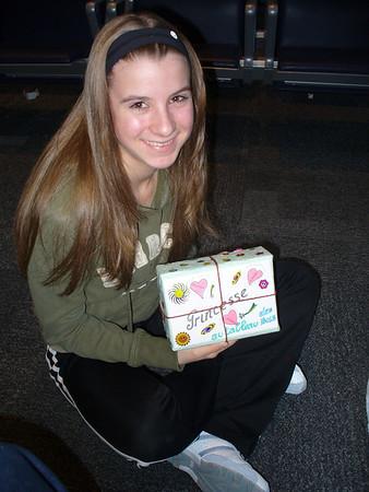 Sandrine 14 years-old, 2008