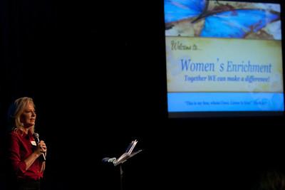 Women's Enrichment - April 23, 2012