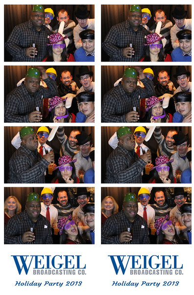 Weigel Holiday Party December 16, 2013