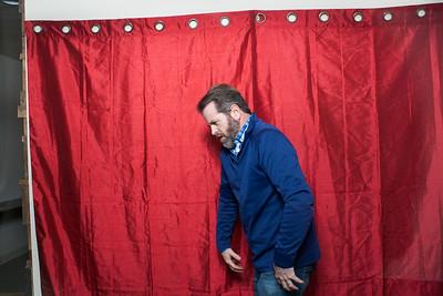 Ashley Vance 2015 Holiday Photobooth