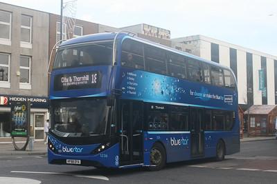 1236, HF68DYA, Bluestar, Bargates, Southampton