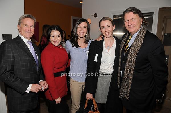 Steve Nobel, Lauren Stone, Madeline Lang, Celia Kohn, Greg Furman photo by Rob Rich © 2009 robwayne1@aol.com 516-676-3939