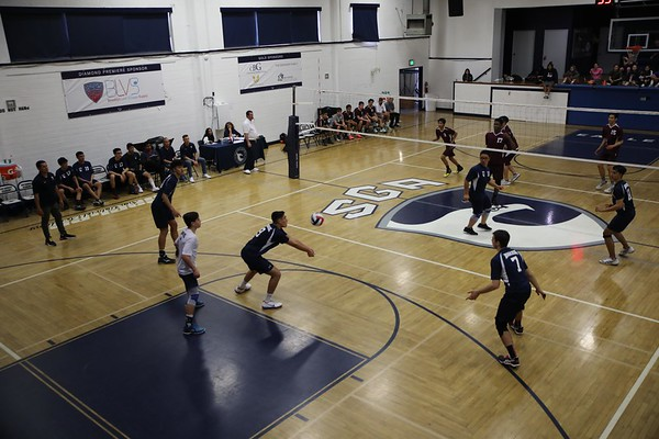 Boys' Volleyball