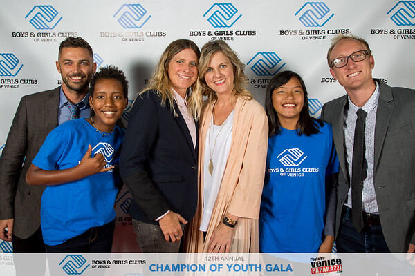 09.21.17 12th Annual Champions of Youth Gala Highlights