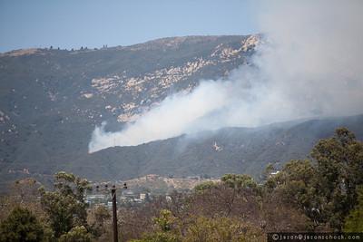 Santa Barbara Jesusita Fire 2009