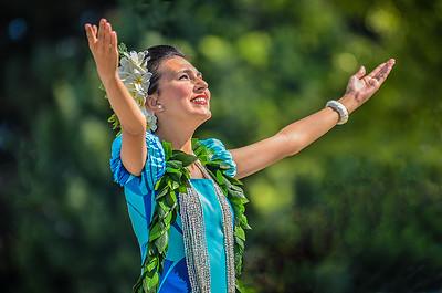 2018 Napa Hawaiian Festival