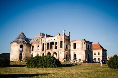 Banffy Castle, Bonțida, Romania