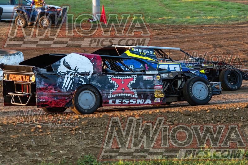 Clay County - Fair Race Night 2 - 9 - 15 - 21