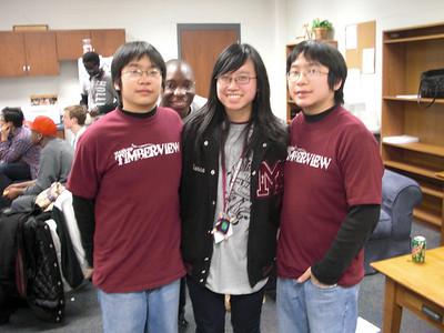 Timberview UIL Academics