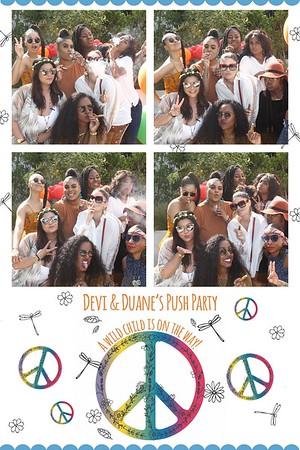 DEVI & DUANE'S PUSH PARTY