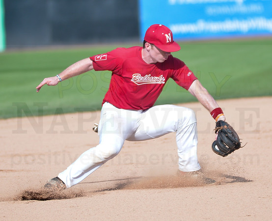 Baseball: NCHS vs. Plainfield South 7/20/2016