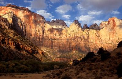 Zion & Kolob Canyons & Kolob Terrace