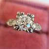 .69ct Transitional Cut Diamond Solitaire 13