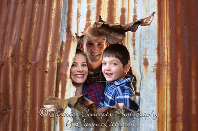 Cushman Family November 2013