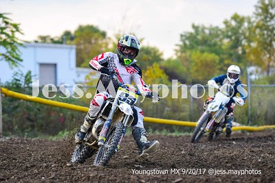Youngstown MX 9/20/17