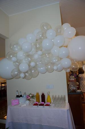 LauraLee's baby shower