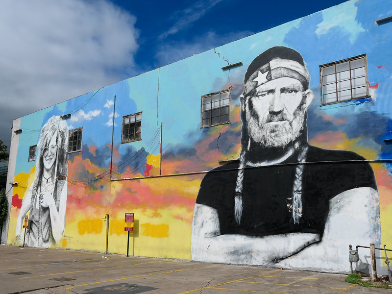 Mural in Austin, Texas