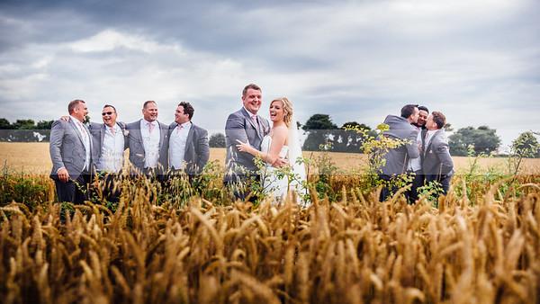 Katie & Tweedy wedding