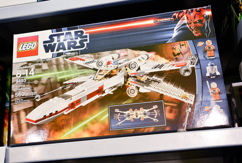 . Now in its 14th season, Lego Star Wars has become the rare toy line that grows more popular every holiday � no matter that there hasn�t been a new �Star Wars� movie in years.  (Pioneer Press: Ben Garvin)
