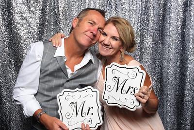 Jay and Kim Wedding Photo Booth