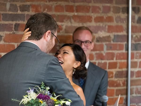 Young & Tim's Wedding — September 19, 2015