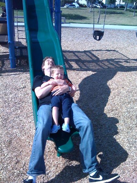 Fun @ the park