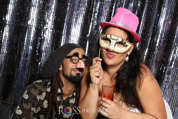 Imari & Jonathan Photo Booth