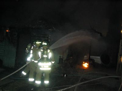 October 16, 2005 - Working Fire - 173 Birchcliff Avenue