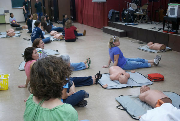 Faculty & Staff CPR-AED Training