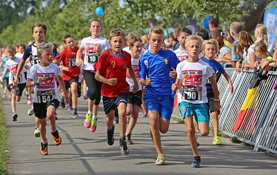 Sterke Peer triatlon 2014 - Kids run