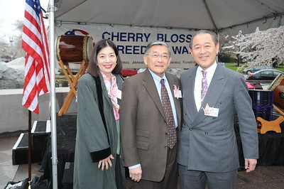 9-2012 Ambassador & Madam Fujusaki