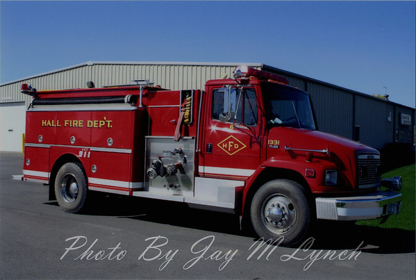 Hall Fire Department