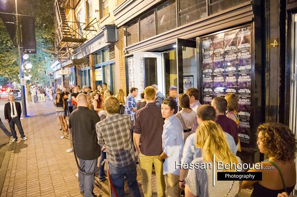 Brooklyn Alexander Night Club Saturdays X Hush Magazine Where Men & Women Are Glamorous 91 Powell Street Gastown Downtown Vancouver Bc Canada (8_10_13)
