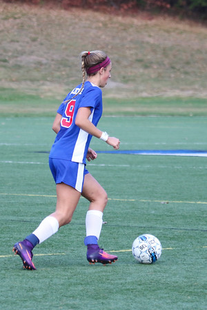 Girls' Varsity Soccer vs. KUA | November 2