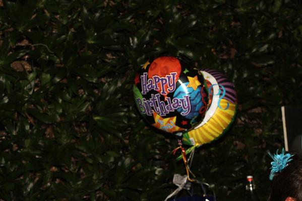 Johnny Gibson's 30th Birthday
