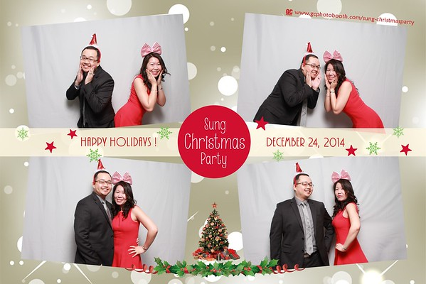 Sung Christmas Party 2014