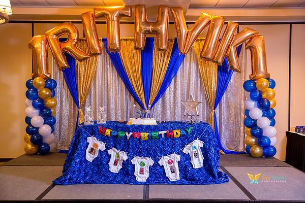 Rithvik's 1derful Birthday Party