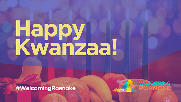 Holiday Social Graphics - #WelcomingRoanoke Campaign