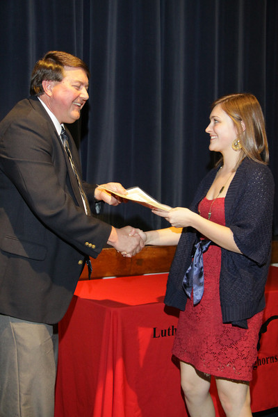 Awards Night 2012 - Musician of the Year