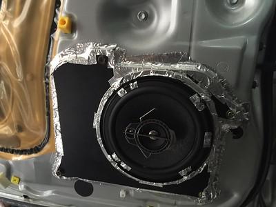 2000 Lexus GS300 Non Navi Pioneer Premium Door Speaker Installation - USA