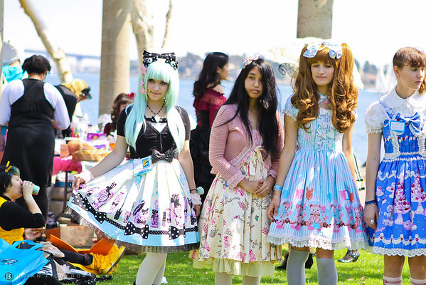 07.14.2012 - SDCC SD Lolitas Meetup