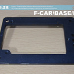 SKU: F-CAR/BASE/DX7, FastCOLOUR Printer Carriage Metal Base Plate for EPSON DX7 Printhead