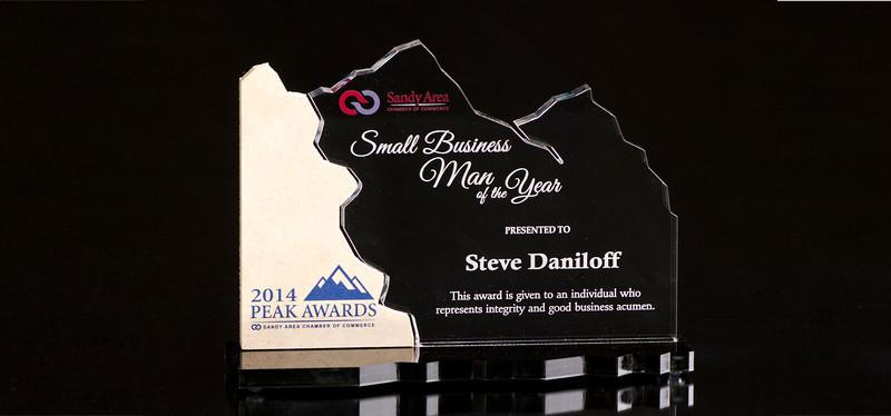 Peak Award - 012