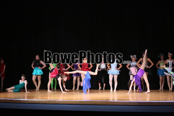 Dance South Recital 3rd performance