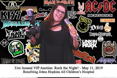 Johns Hopkins All Children's Hospital VIP Auction