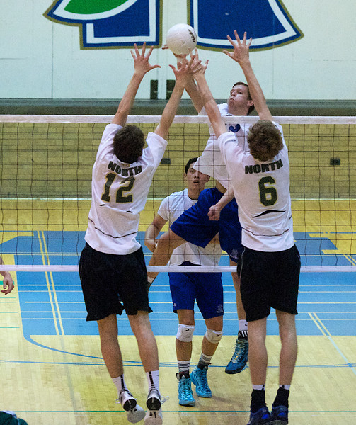 GBN v NT Volleyball