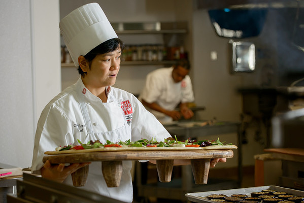 Stanford Dining - Executive Chefs Behind the Scenes