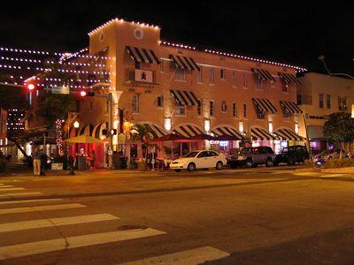 2005 Apr Miami - Espanola Way & Mediterranean style