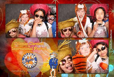 2016 Coleman Carnival International Festival