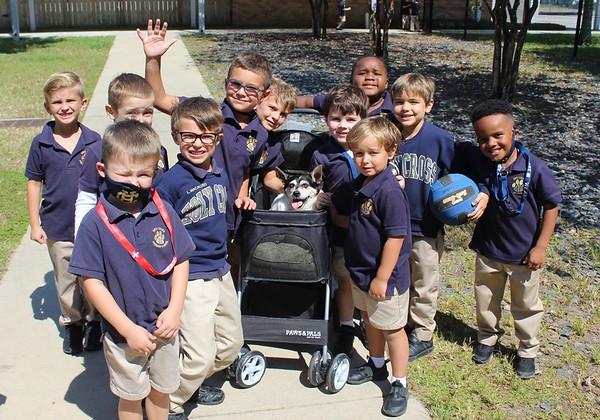 Primary School Pep Rally 10-2-2020